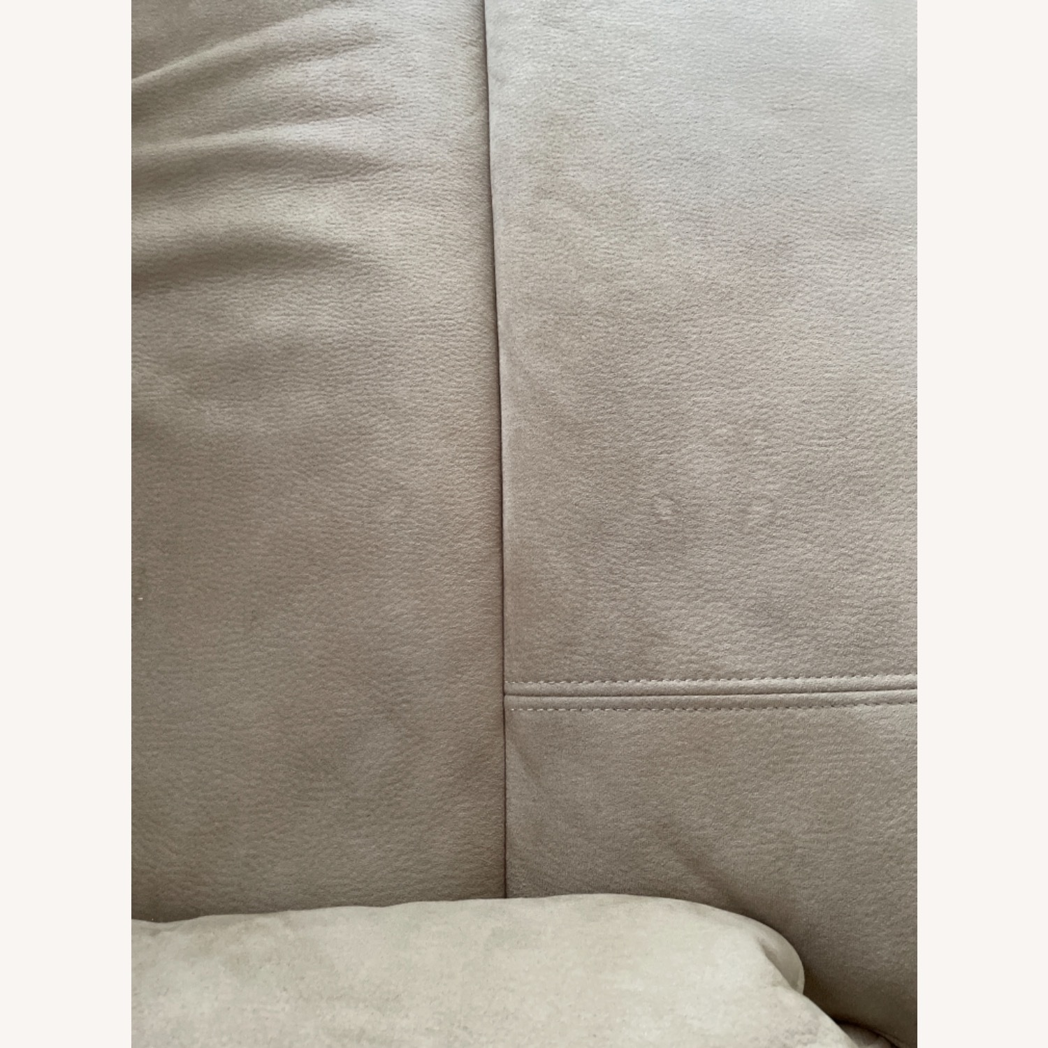 Raymour & Flanigan Reclining Sofa with Chaise - image-4