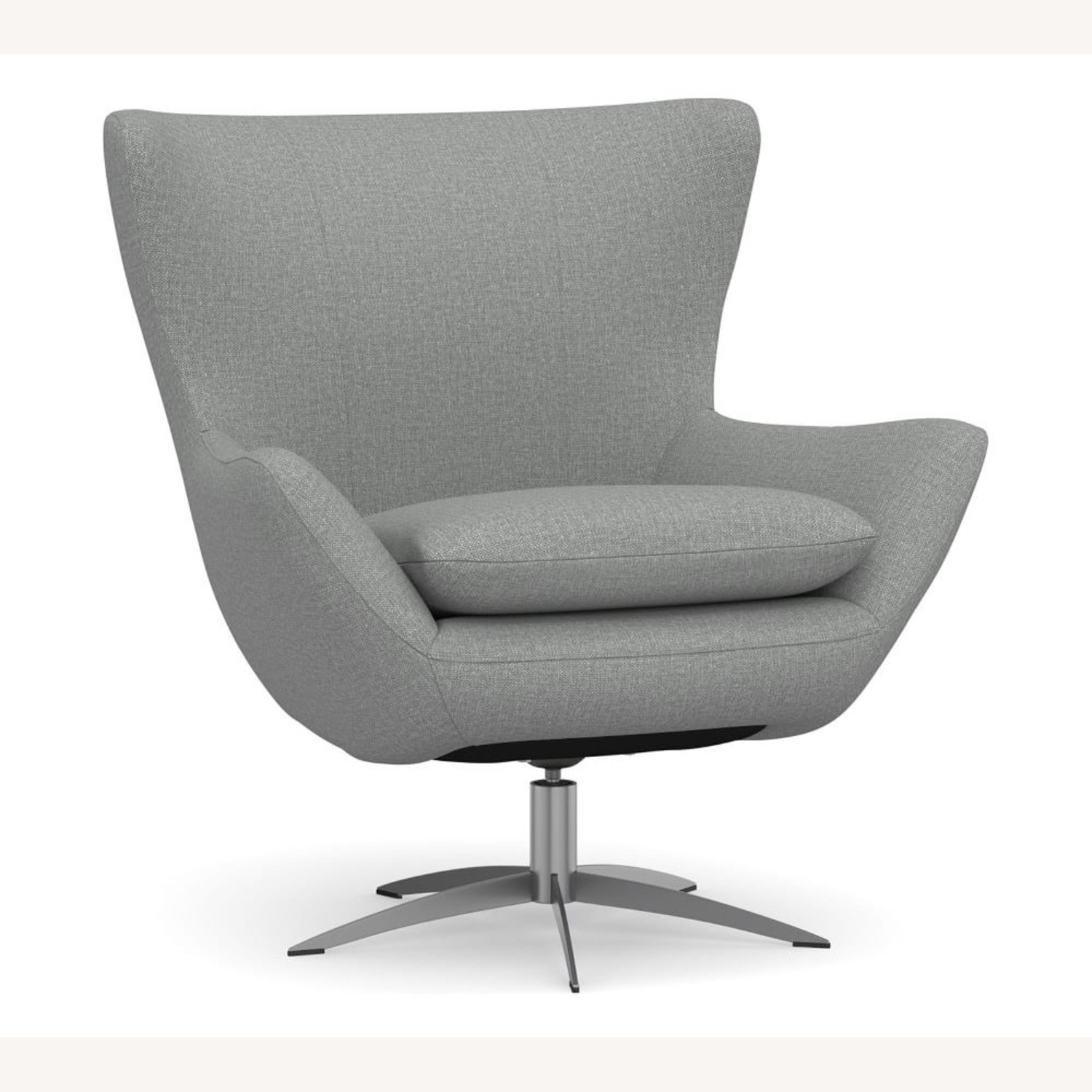 Pottery Barn Wells Tight Back Petite Armchair - image-1