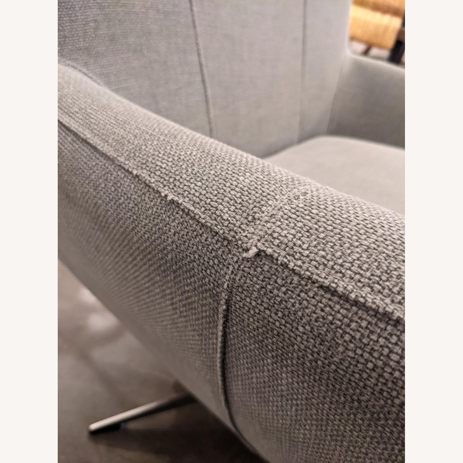 Pottery Barn Wells Tight Back Petite Armchair - image-6