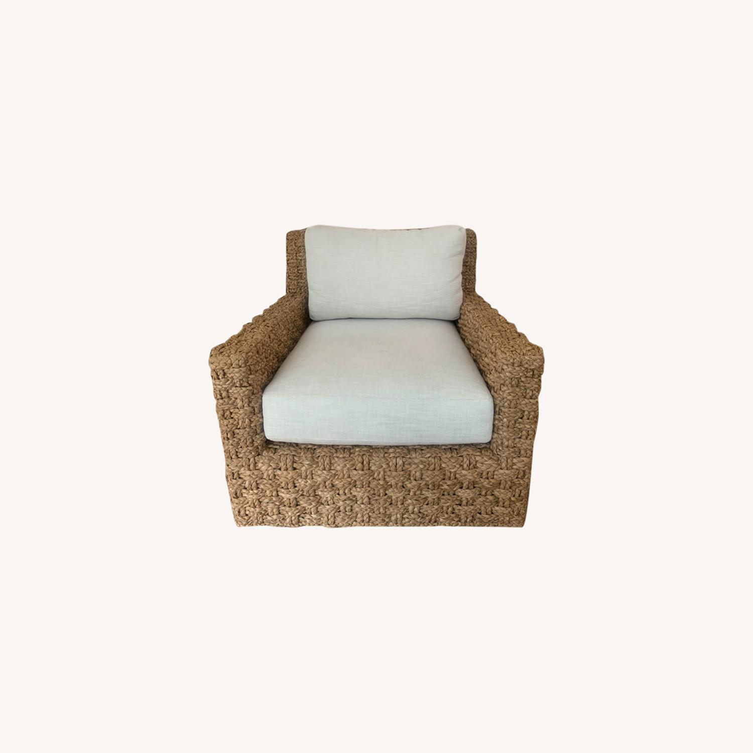 Serena & Lily Costa Lounge Chair - image-0