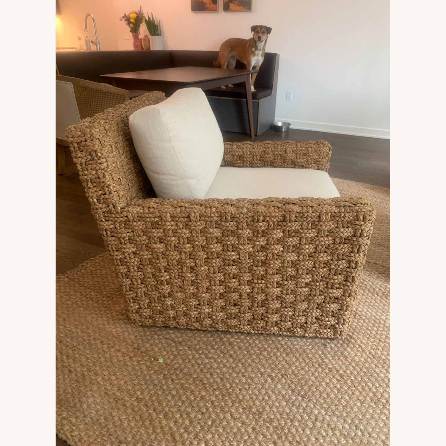 Serena & Lily Costa Lounge Chair - image-3