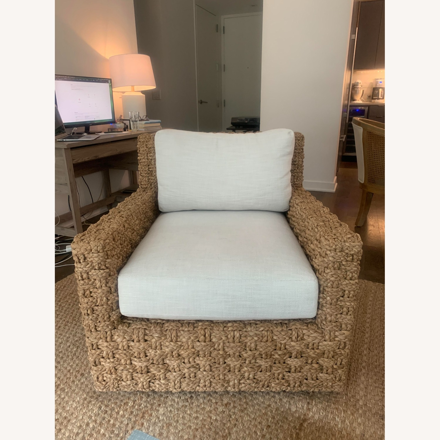 Serena & Lily Costa Lounge Chair - image-1