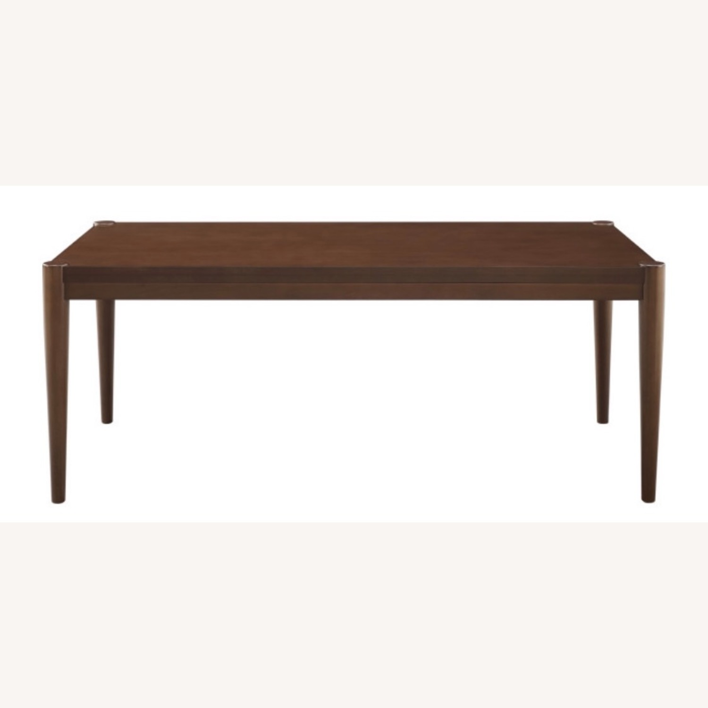 Walker Edison Walnut Coffee Table - image-3