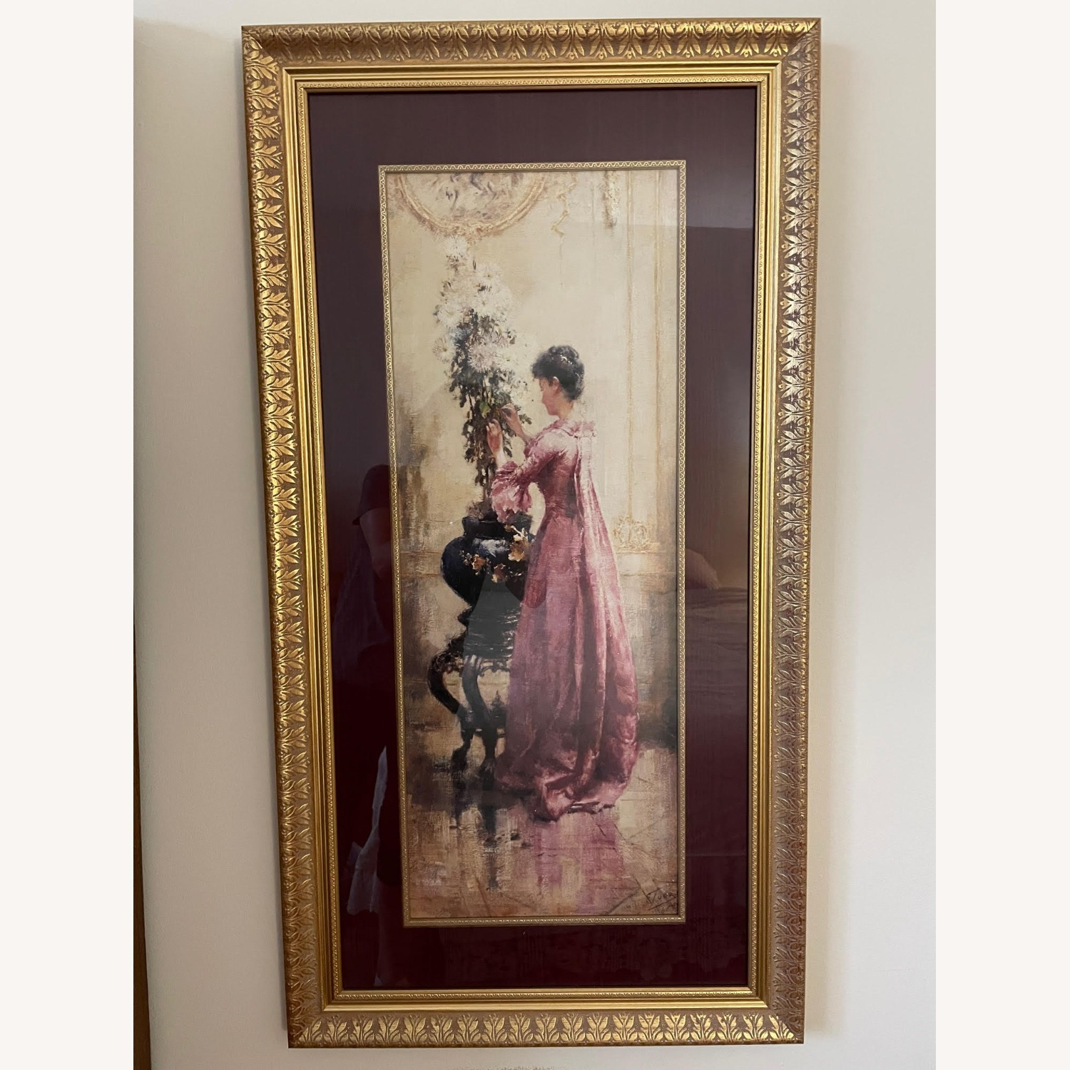 The Bombay Company Reproduction of Painting by Eugene Joors - image-1