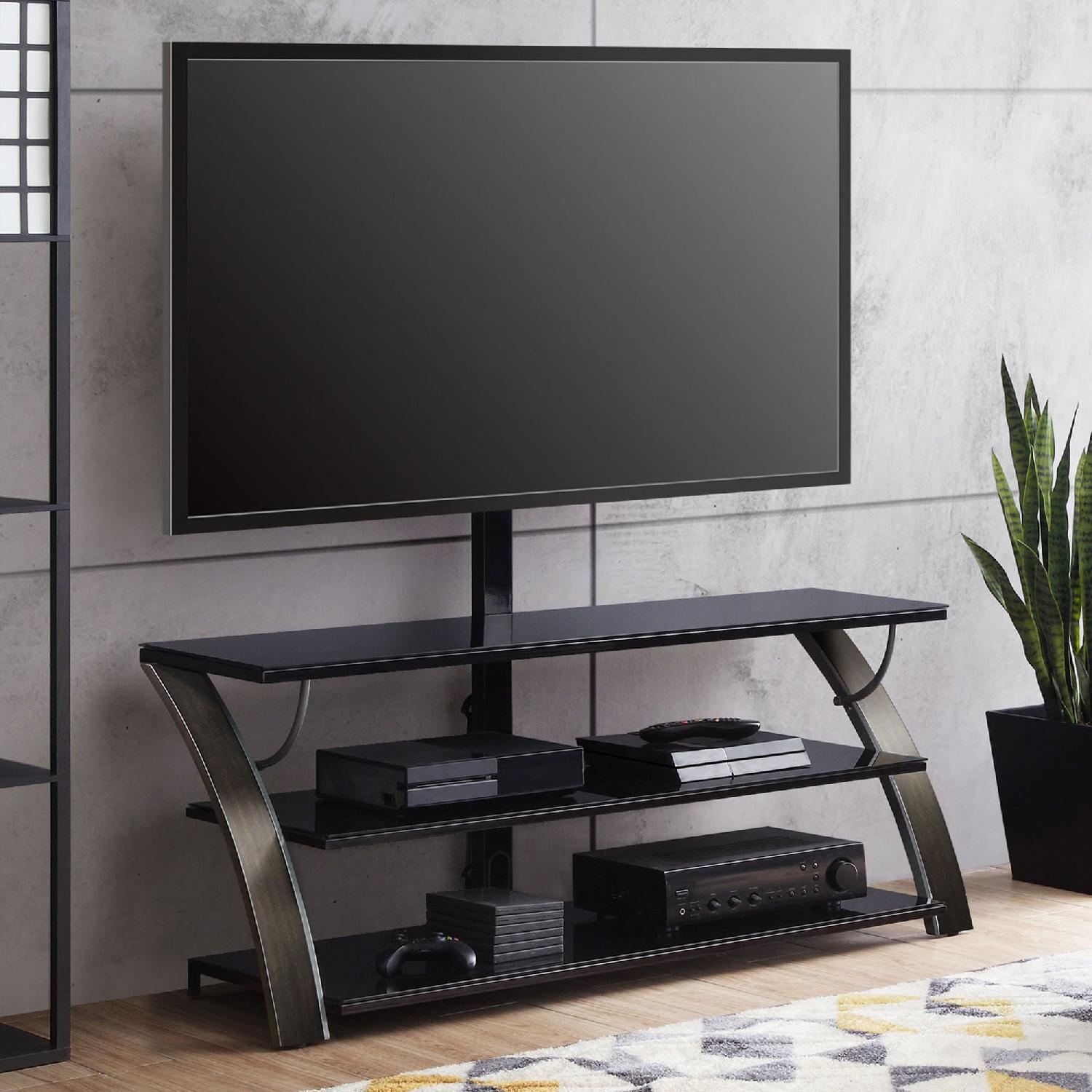 Whalen Furniture TV Stand upto 65 3-in-1 Flat Panel - image-4