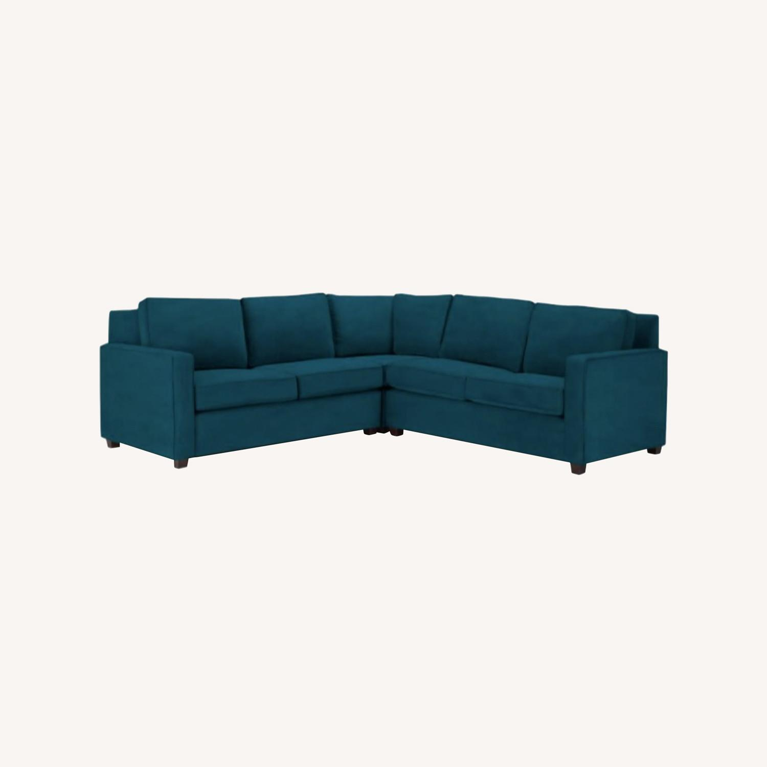 West Elm Henry Sectional - image-0