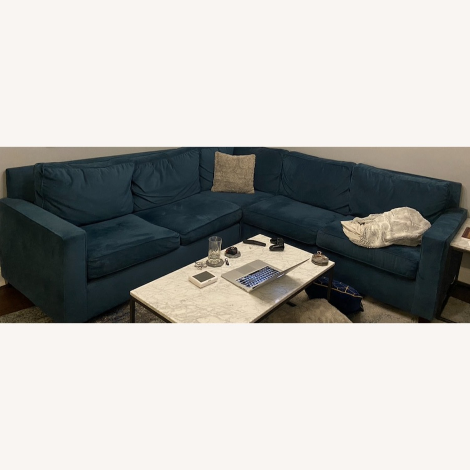 West Elm Henry Sectional - image-4