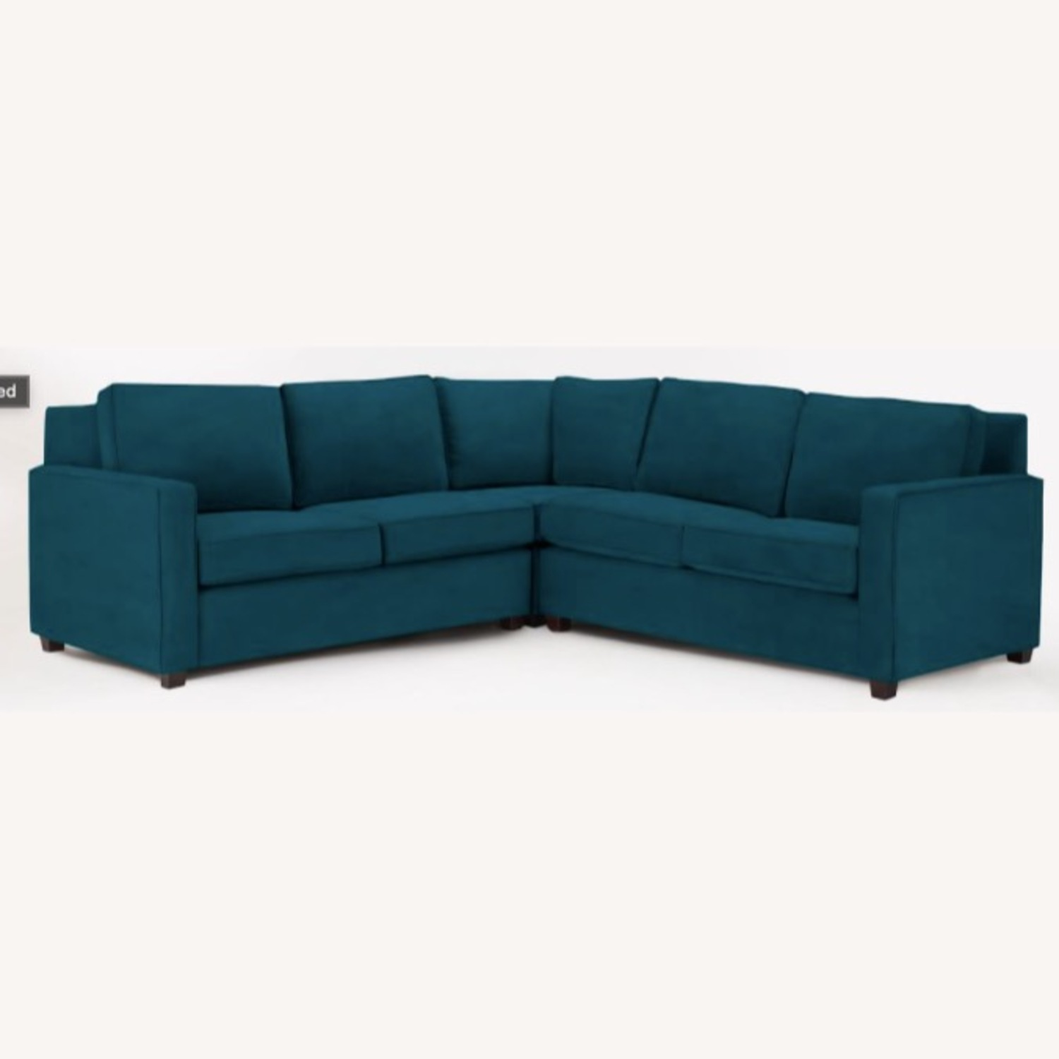 West Elm Henry Sectional - image-1