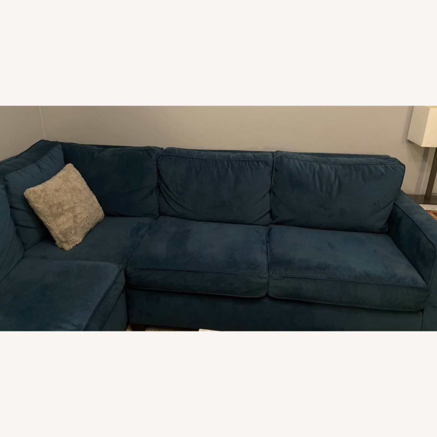 West Elm Henry Sectional - image-2