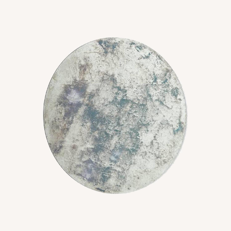 ABC HOME Echo Mirror Blue - image-0