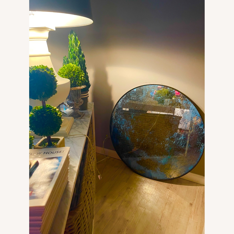 ABC HOME Echo Mirror Blue - image-2