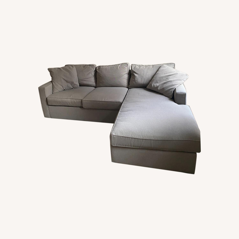 Room & Board - York Sofa w/ Chaise - image-0