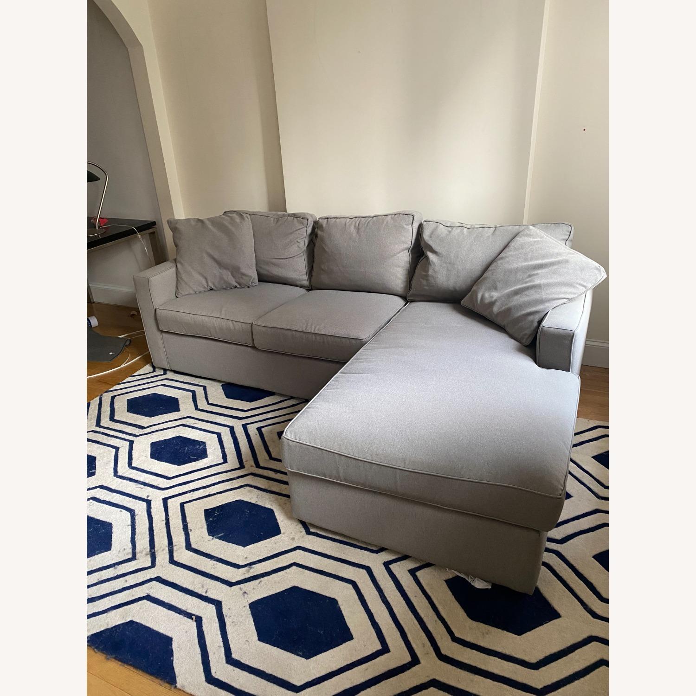 Room & Board - York Sofa w/ Chaise - image-3