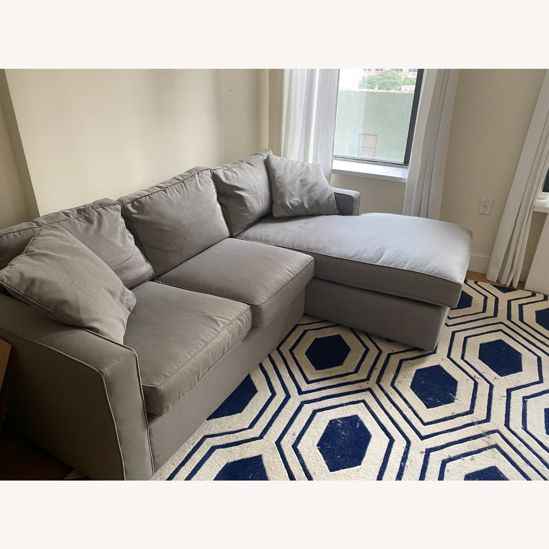 Room & Board - York Sofa w/ Chaise - image-2