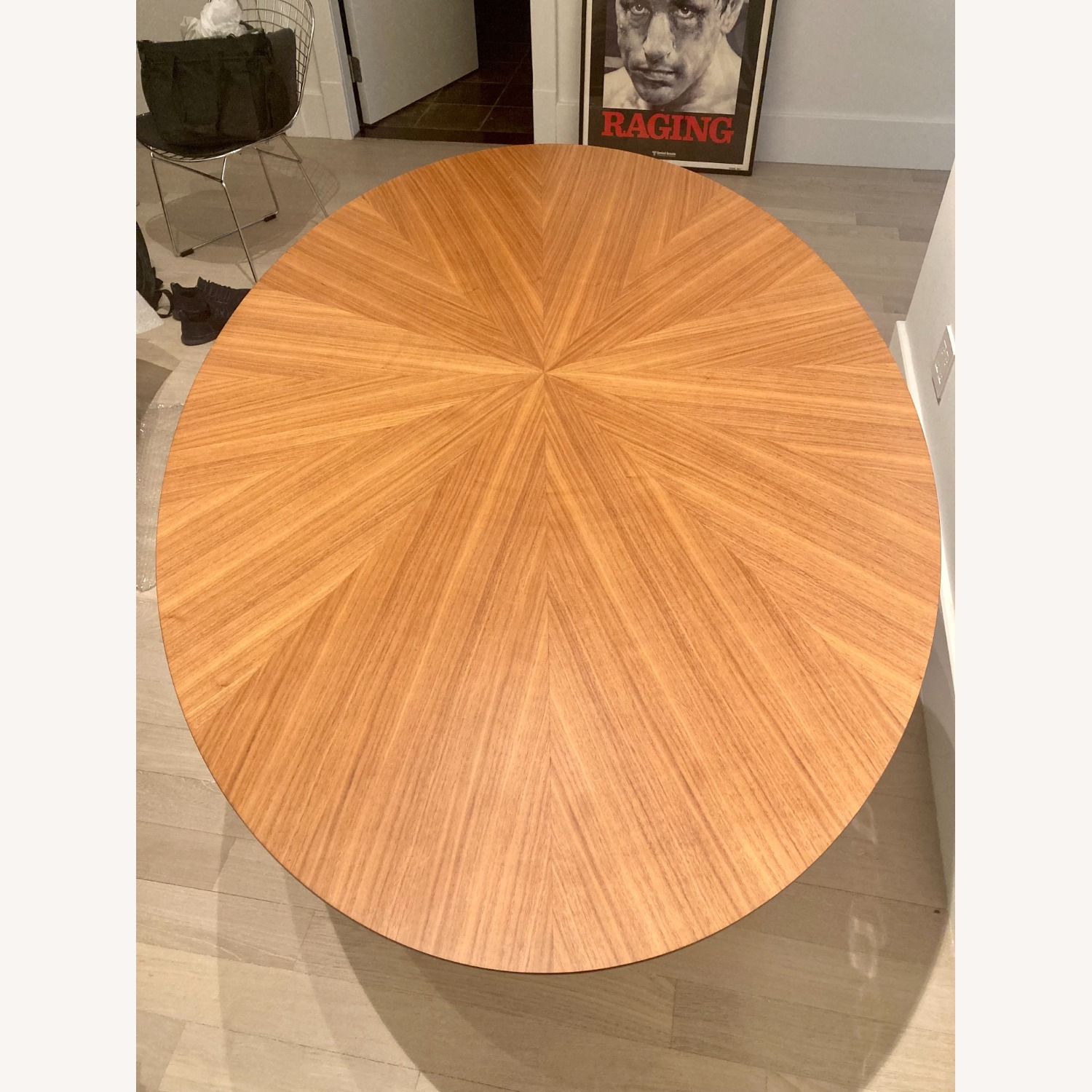 Article Conan Oval Dining Table - image-7