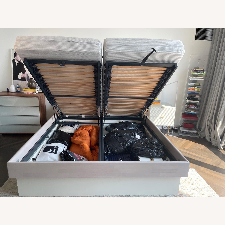 Hasena Wooden Storage Bed - image-4