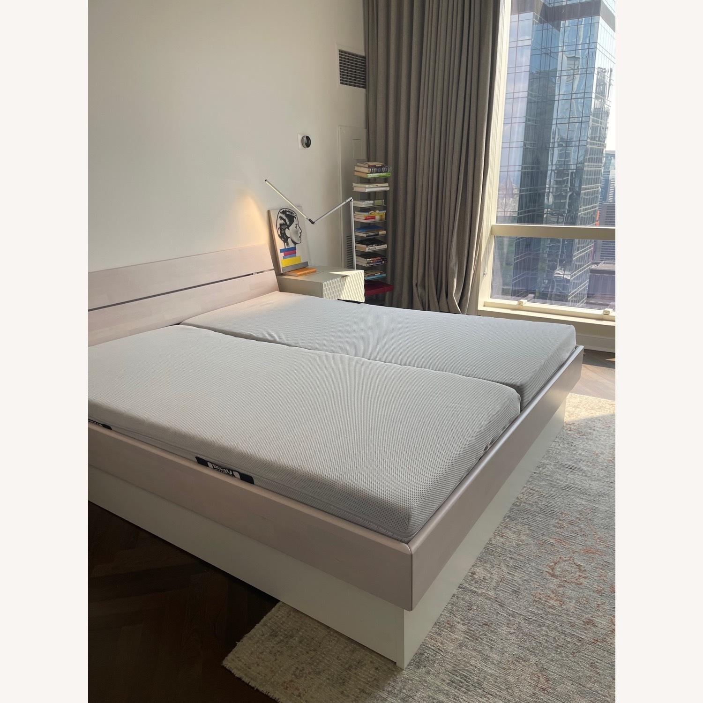 Hasena Wooden Storage Bed - image-2