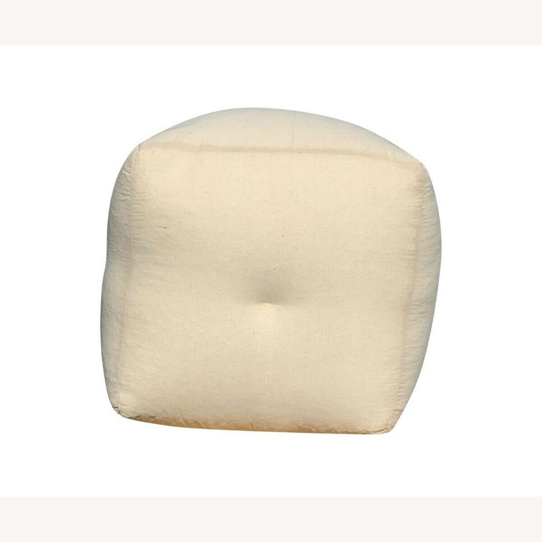 Bean Bag Replaceable Pouf Insert Cube 20x20x20 - image-5