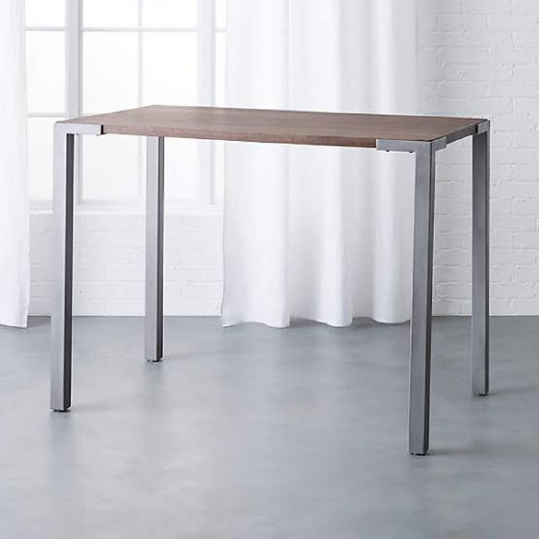 "CB2 Stilt 42"" High Dining Table - image-4"