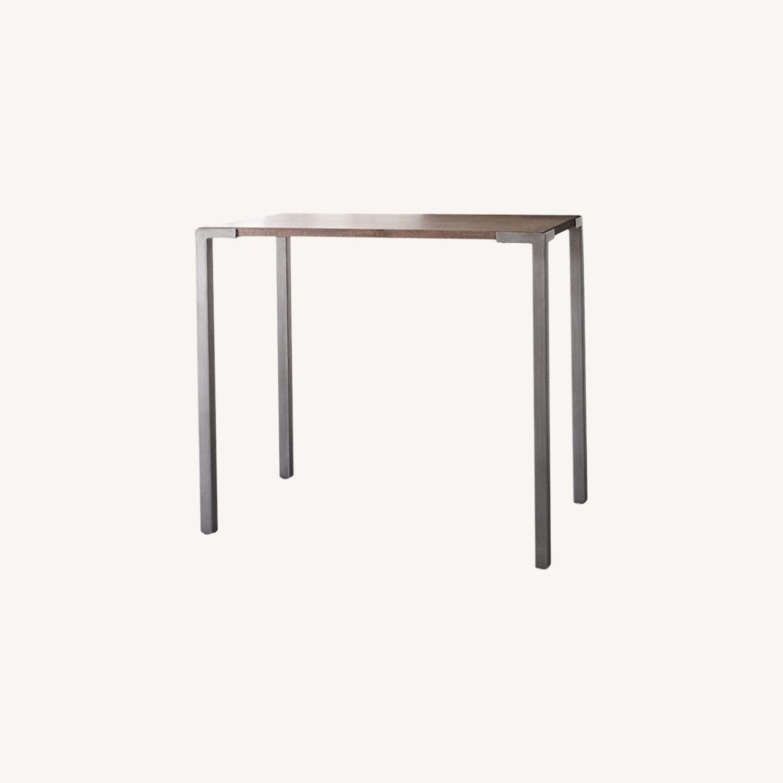 "CB2 Stilt 42"" High Dining Table - image-0"