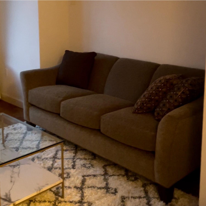 Raymour & Flanigan 3 Seater Sofa - image-3