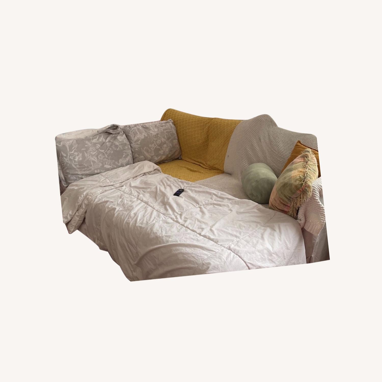 IKEA Pull Out Sofa - image-0