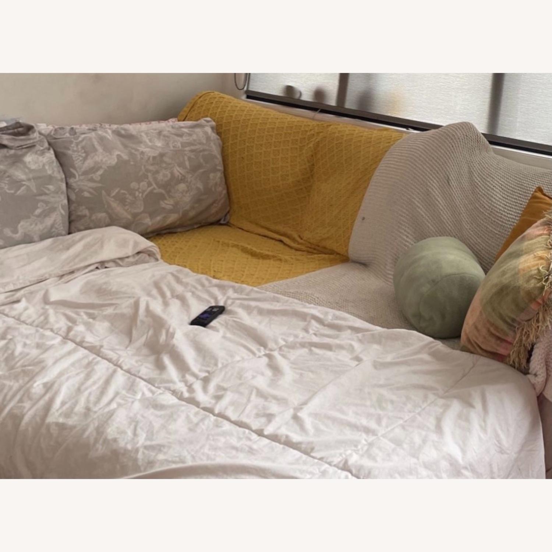 IKEA Pull Out Sofa - image-3