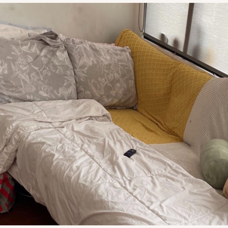 IKEA Pull Out Sofa - image-2