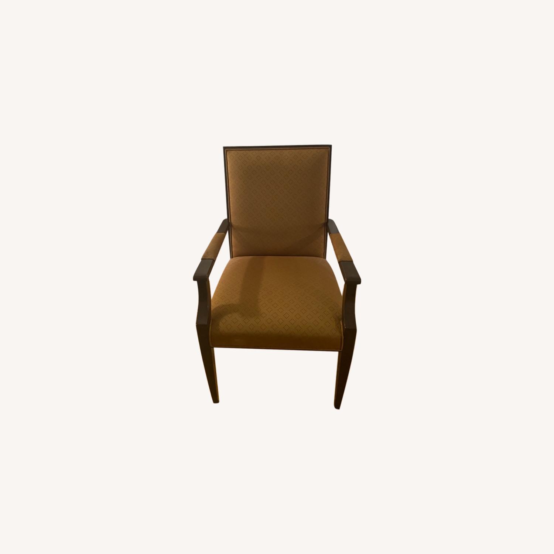 8 Custom Dining Room Chairs - image-0