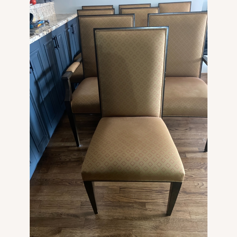 8 Custom Dining Room Chairs - image-6