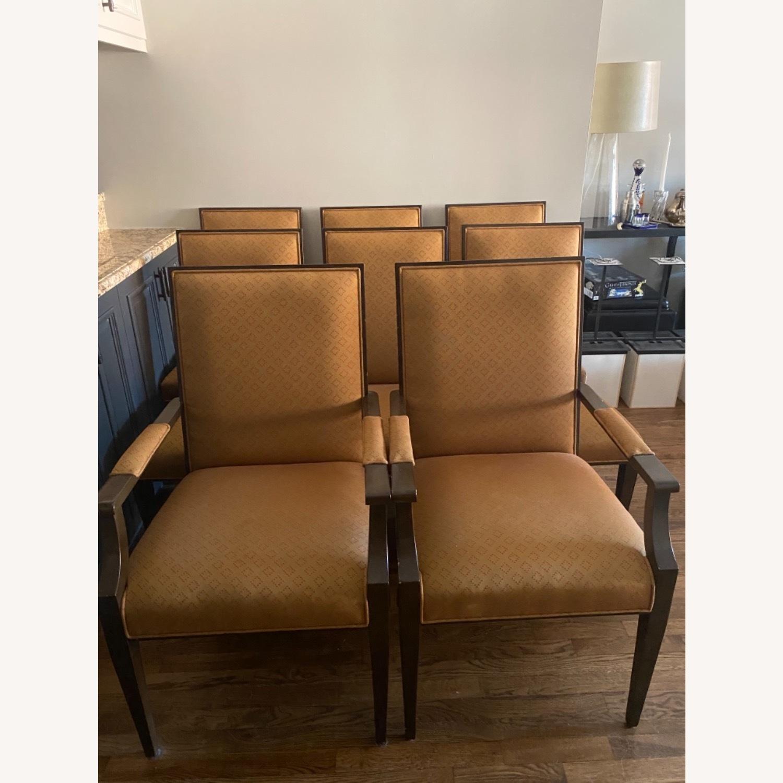 8 Custom Dining Room Chairs - image-1