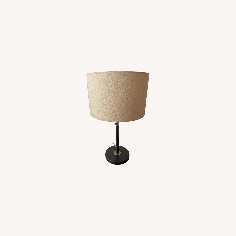 West Elm Telescoping Table Lamp - image-0