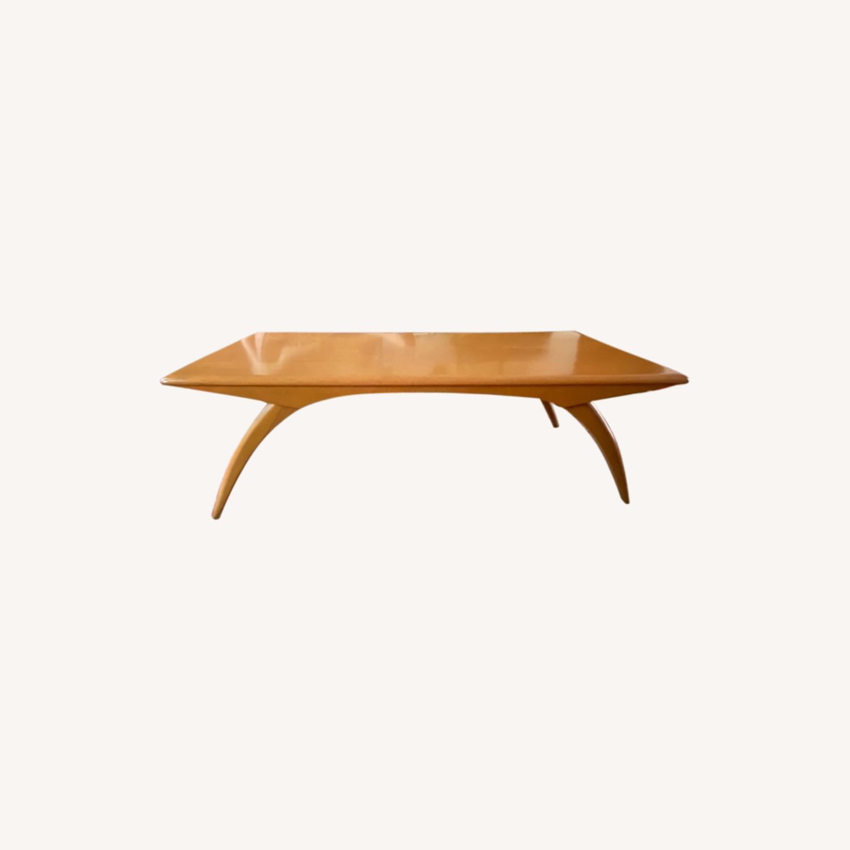 Heywood-Wakefield Mid Century Coffee Table - image-0