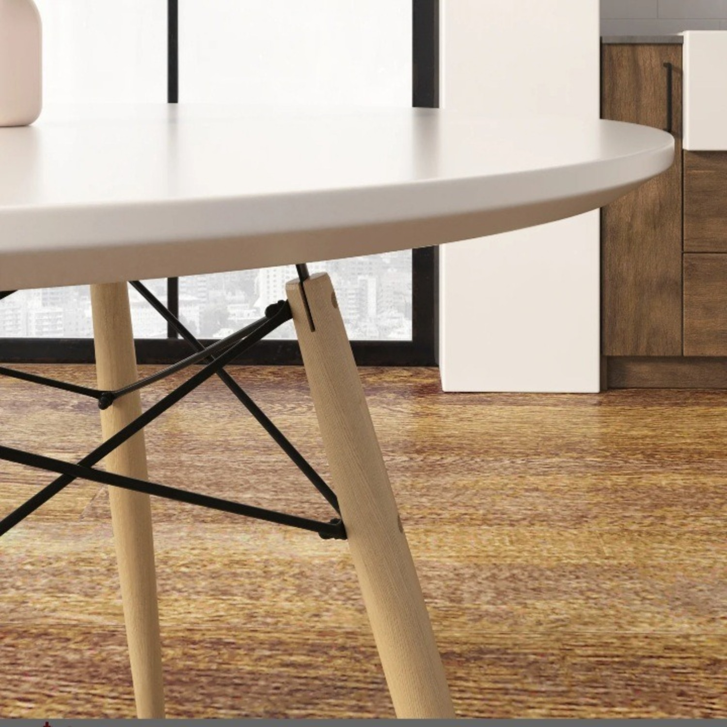 Wayfair Boardway Round Dining Room Table - image-2