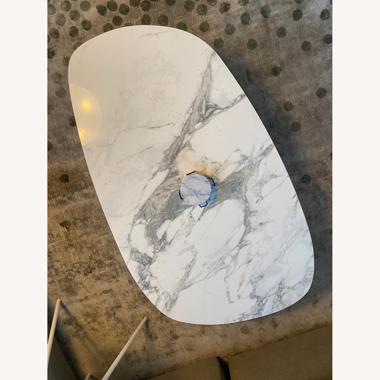 Calligaris Tweet Marble Coffee Table - image-3