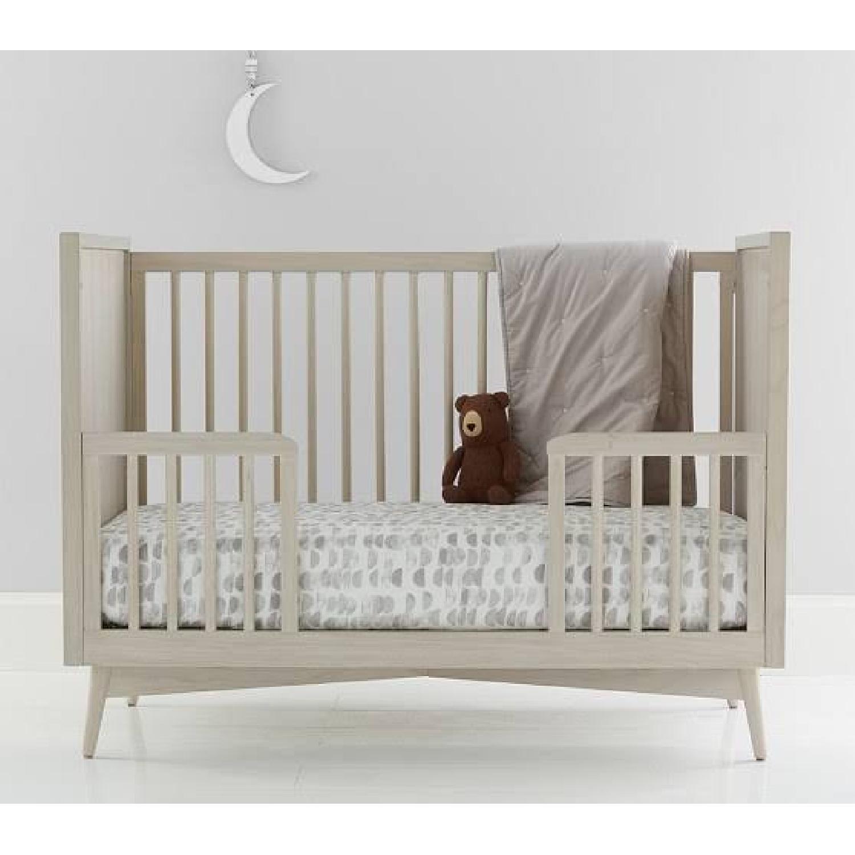 West Elm Mid Century Crib - image-5