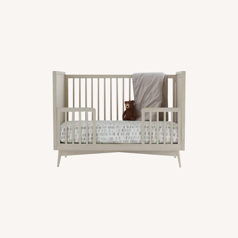 West Elm Mid Century Crib - image-0