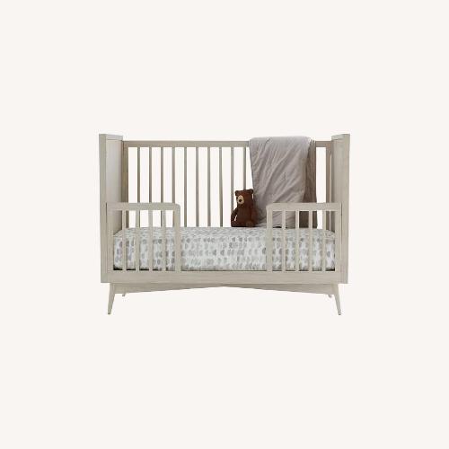 Used West Elm Mid Century Crib for sale on AptDeco
