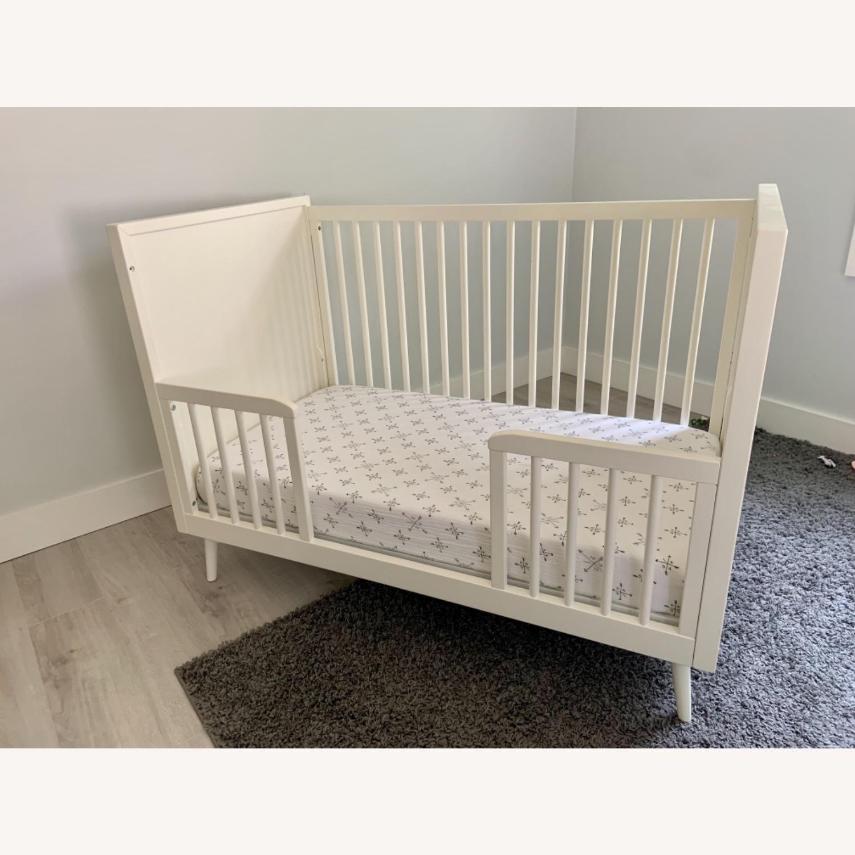 West Elm Mid Century Crib - image-2