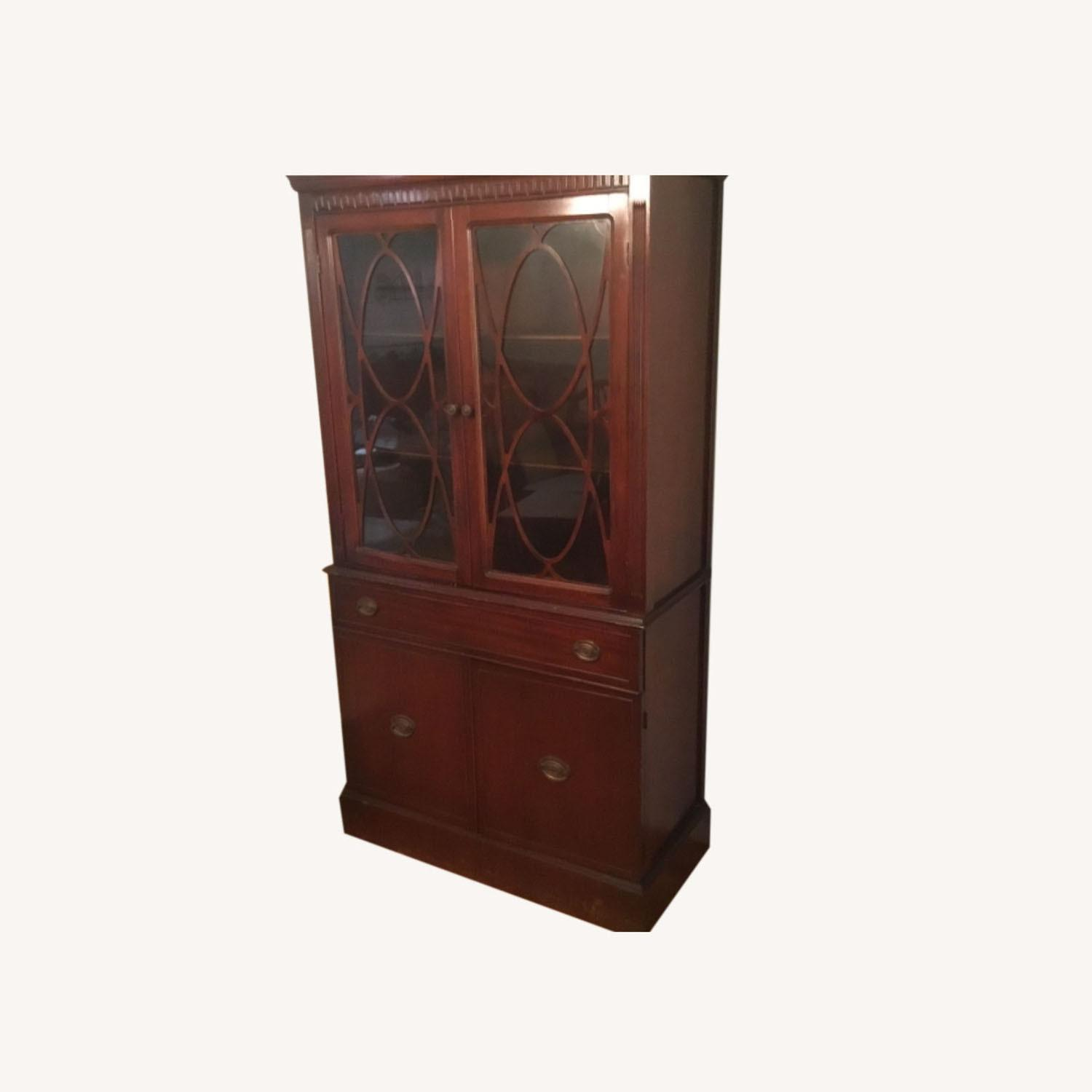 Dining Room China Cabinet - image-0