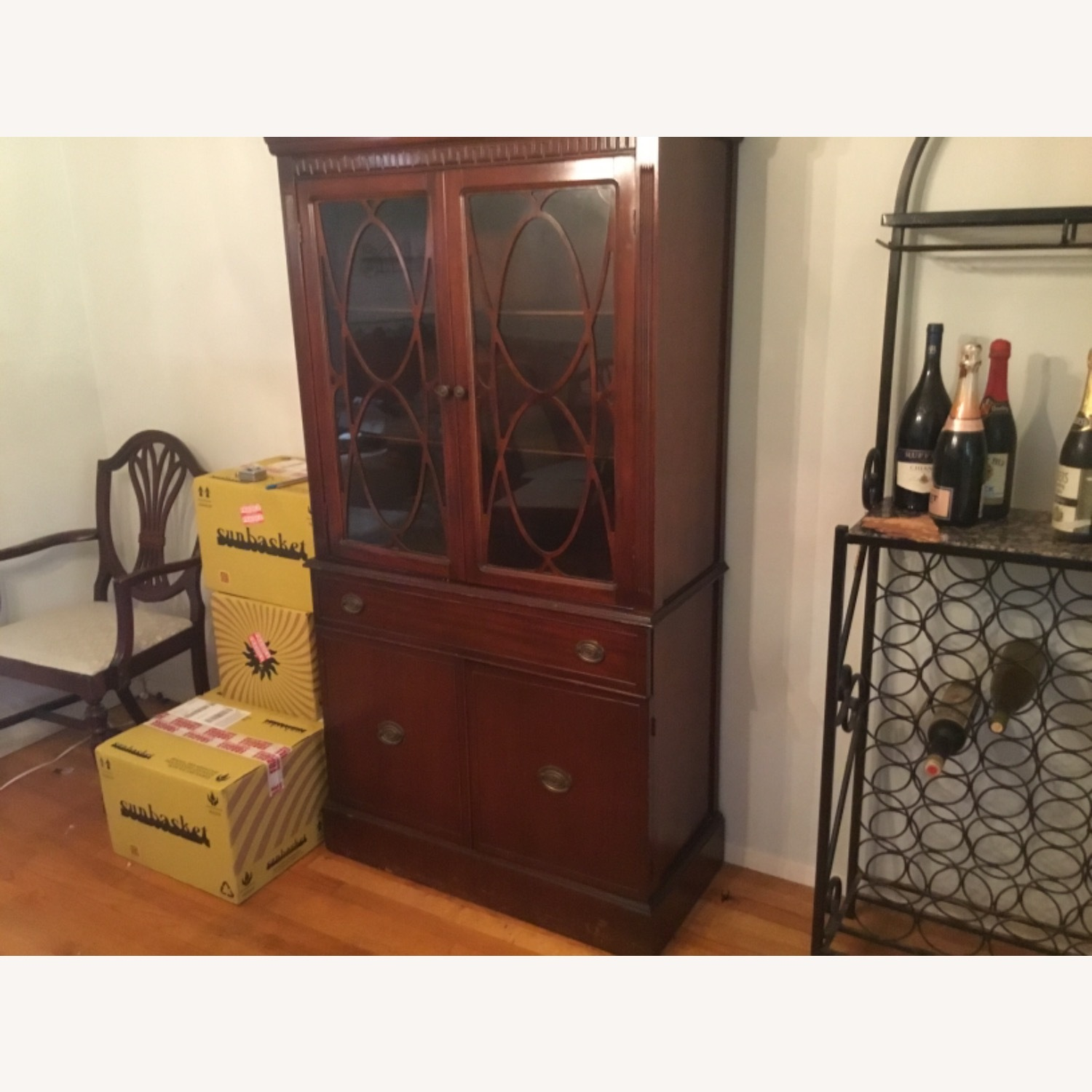 Dining Room China Cabinet - image-1