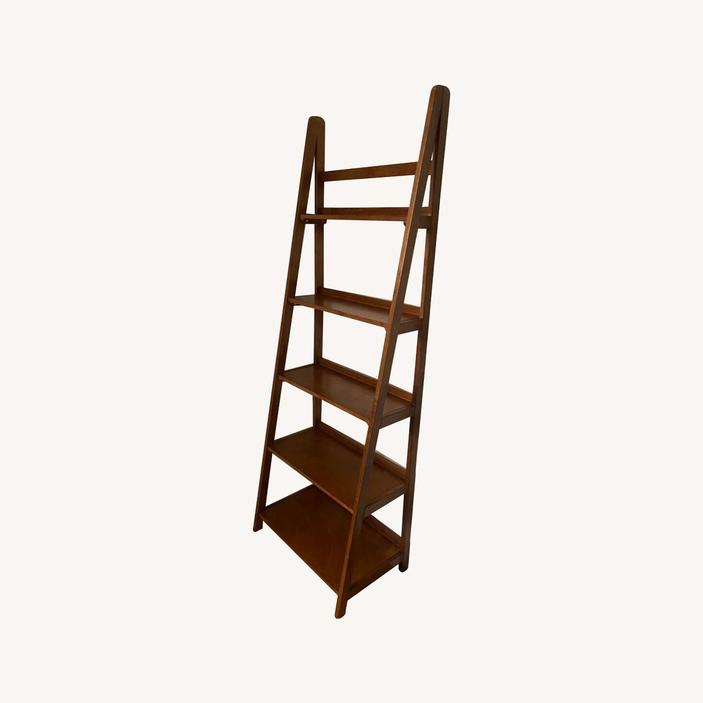 Charlotte Bookshelf Brown-Linon - image-0