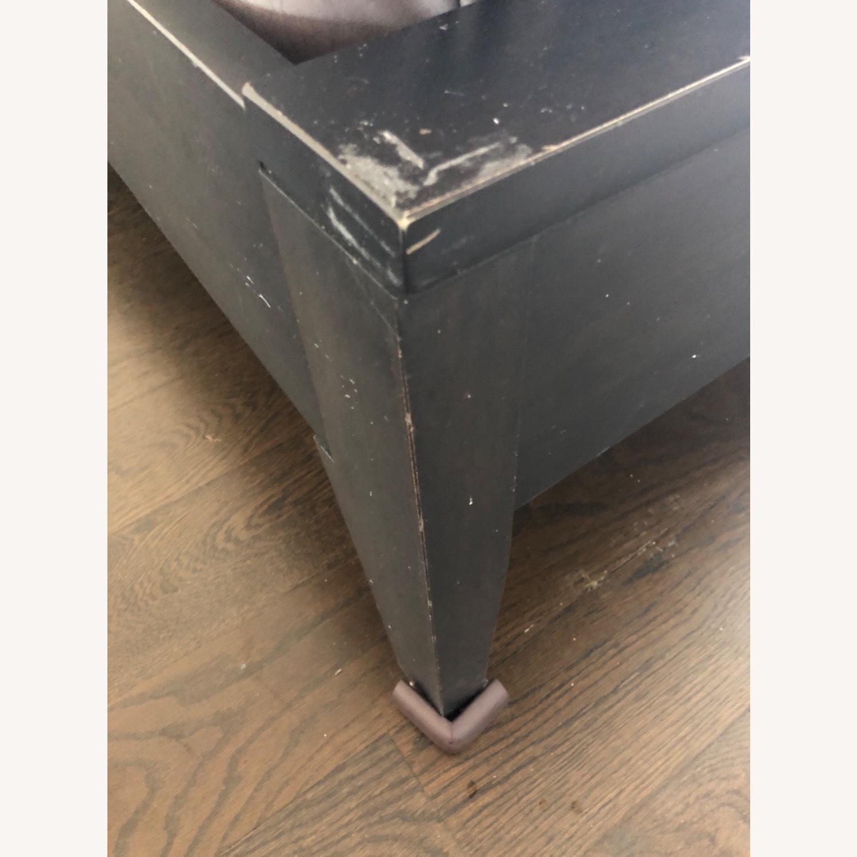 Room & Board Wood Bed - image-4