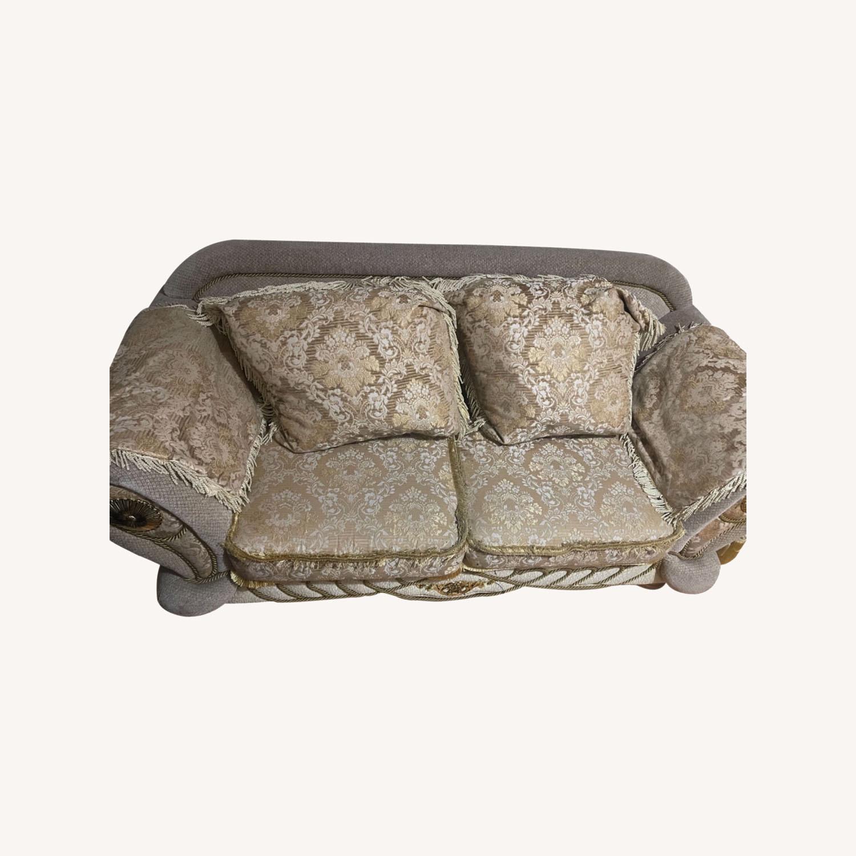 Vintage Elizabeth Sofa - image-0