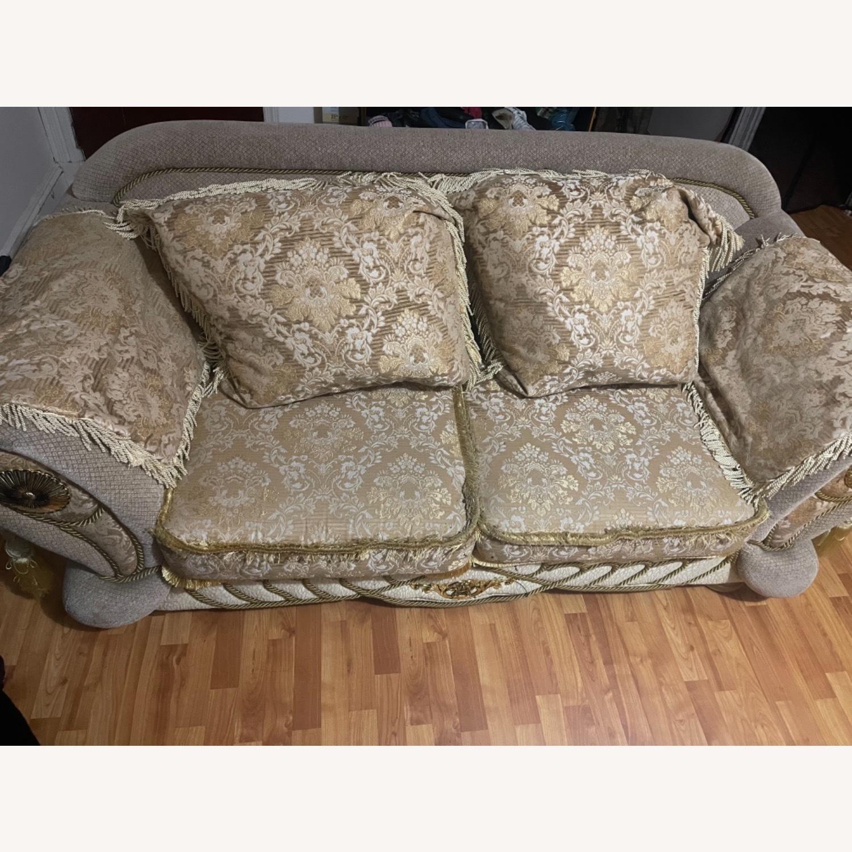 Vintage Elizabeth Sofa - image-3