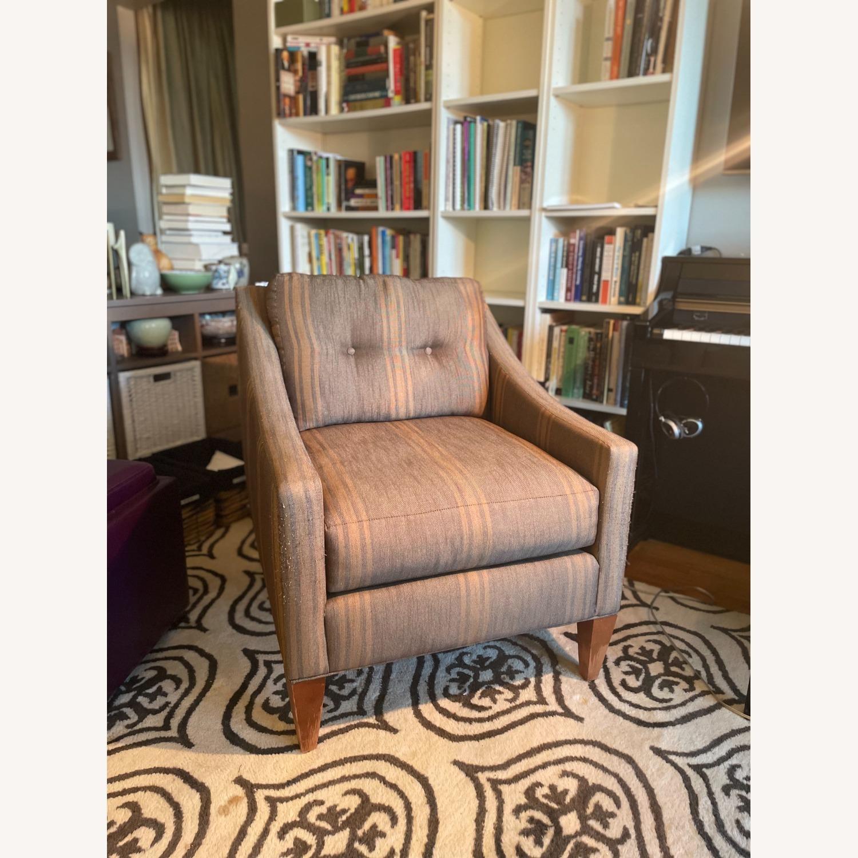 "Comfortable ""Keller"" Armchair - image-1"