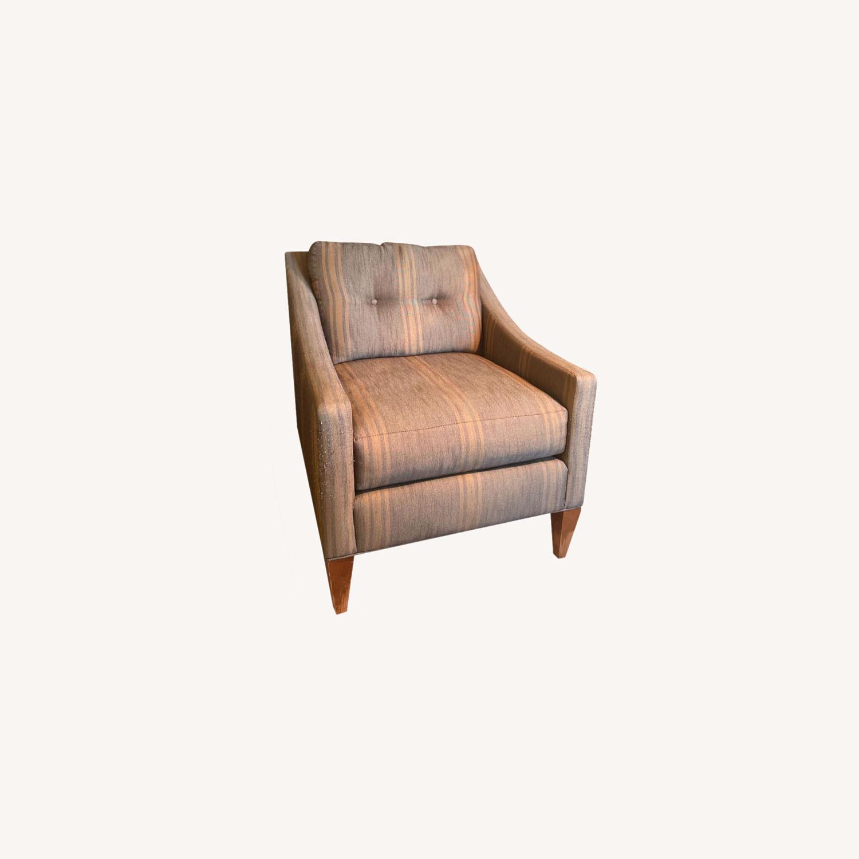 "Comfortable ""Keller"" Armchair - image-0"