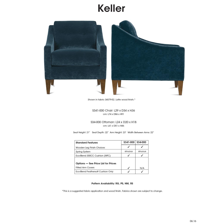 "Comfortable ""Keller"" Armchair - image-5"
