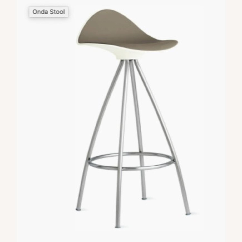 Design Within Reach 3 Onda Bar Stools - image-1