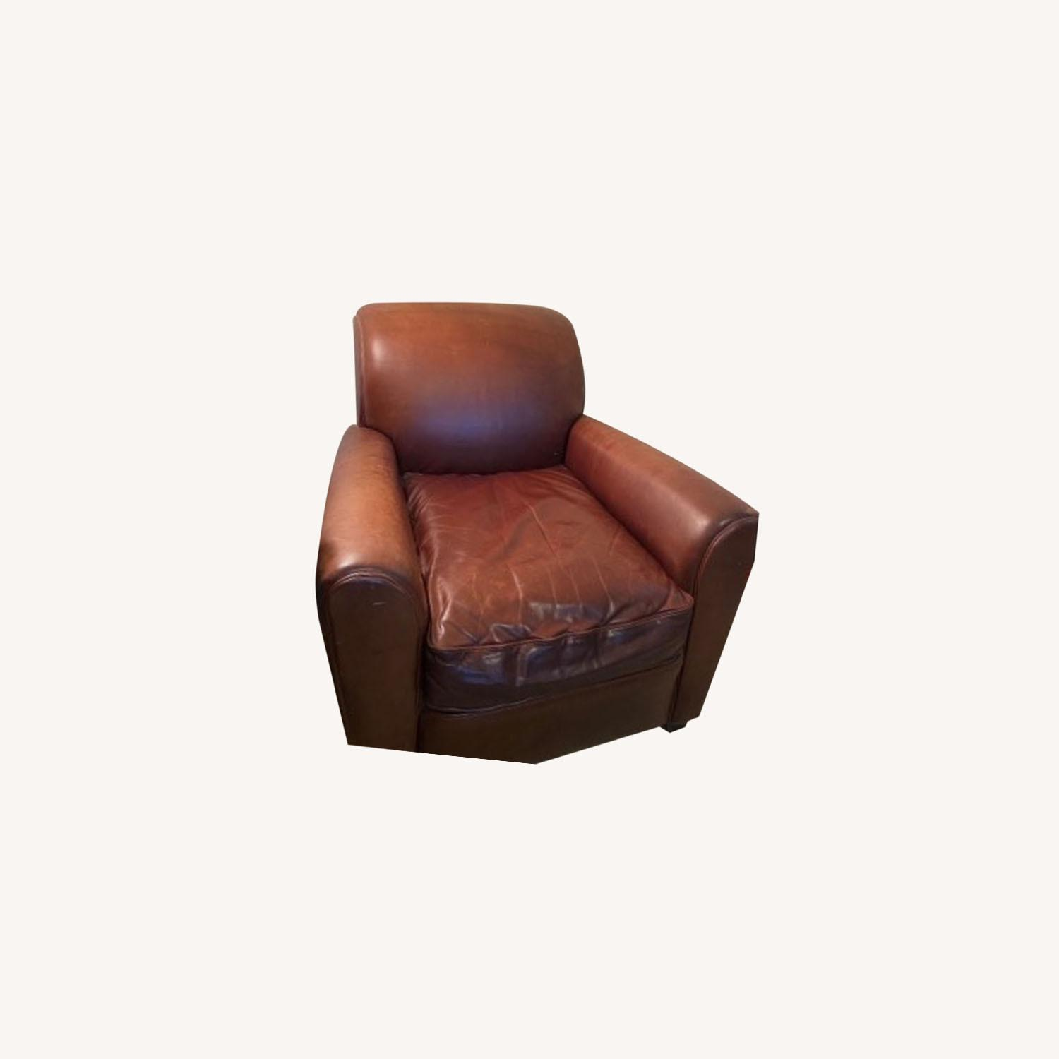 Mitchell Gold Armchair - image-0